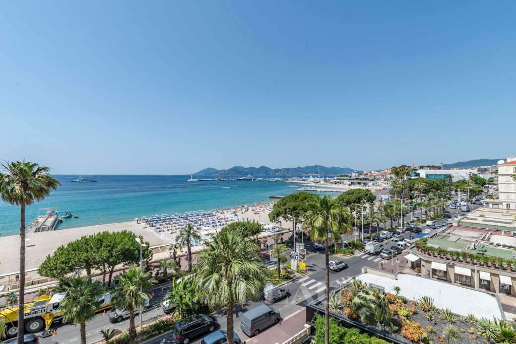 Cannes - Exceptionnel appartement
