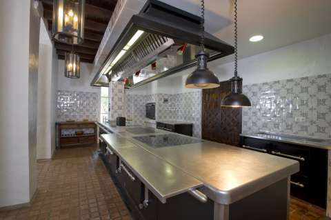 Kitchen Tile Kitchen island