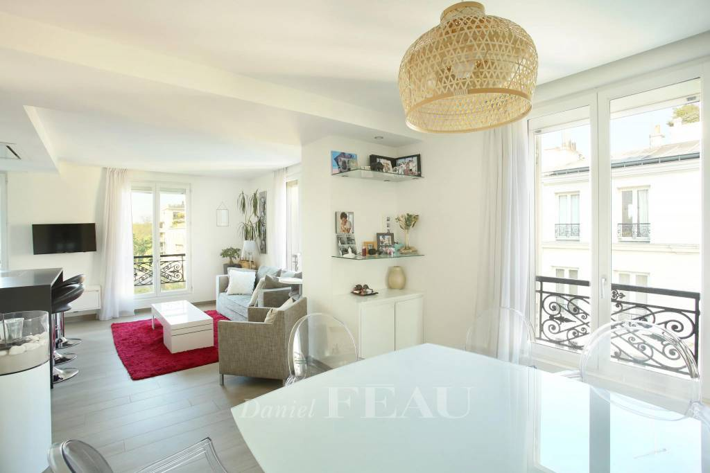 Neuilly-sur-Seine  -   A perfect pied a terre