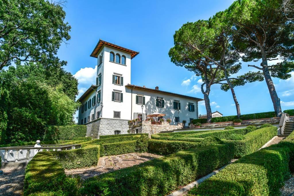 Tuscan Chianti Estate - San Casciano