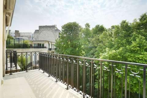 Rental Duplex Paris 16th