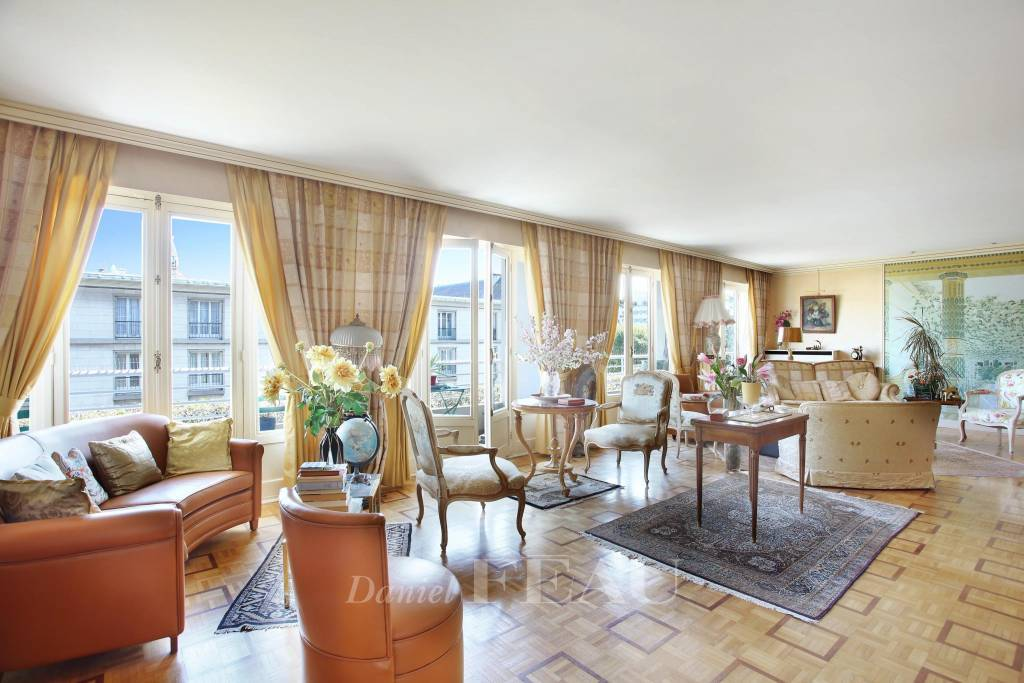 Boulogne - Silly-Gallieni - appartement familial
