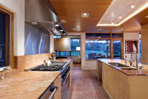 Kitchen Tile Stainless steel