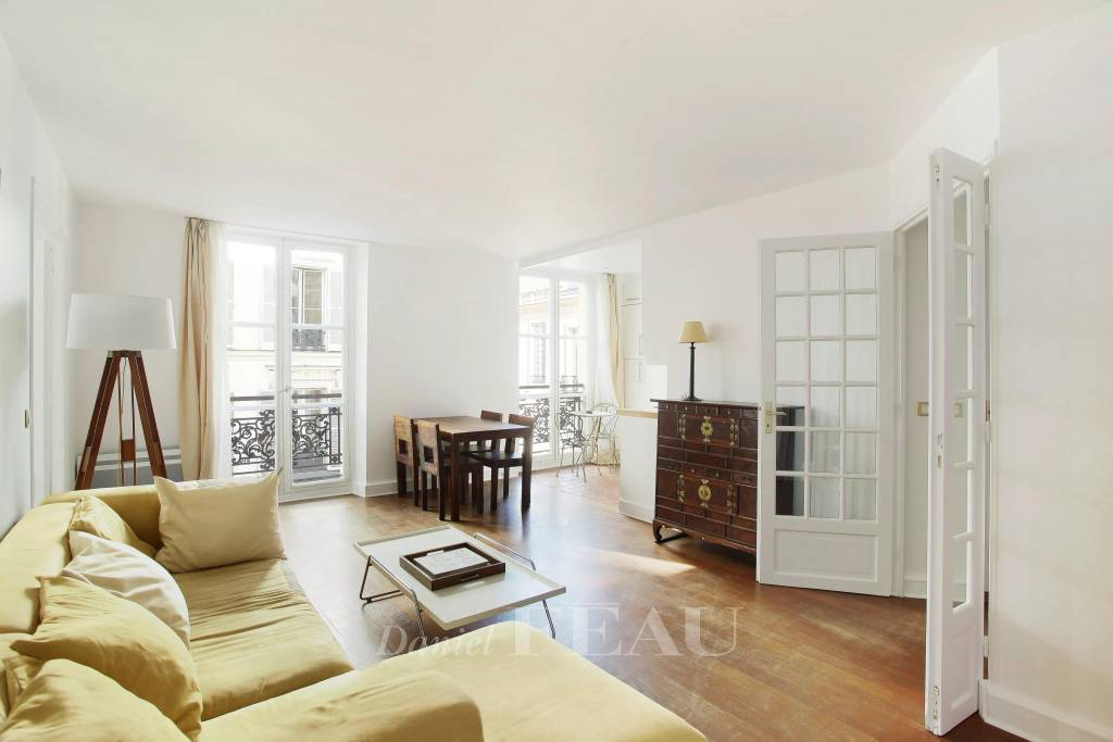 Rental Apartment Paris 4th