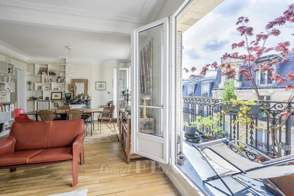 Sale Apartment Paris 20th Belleville