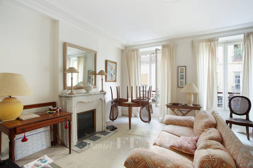 Neuilly- Full Pasteur - deux chambres.