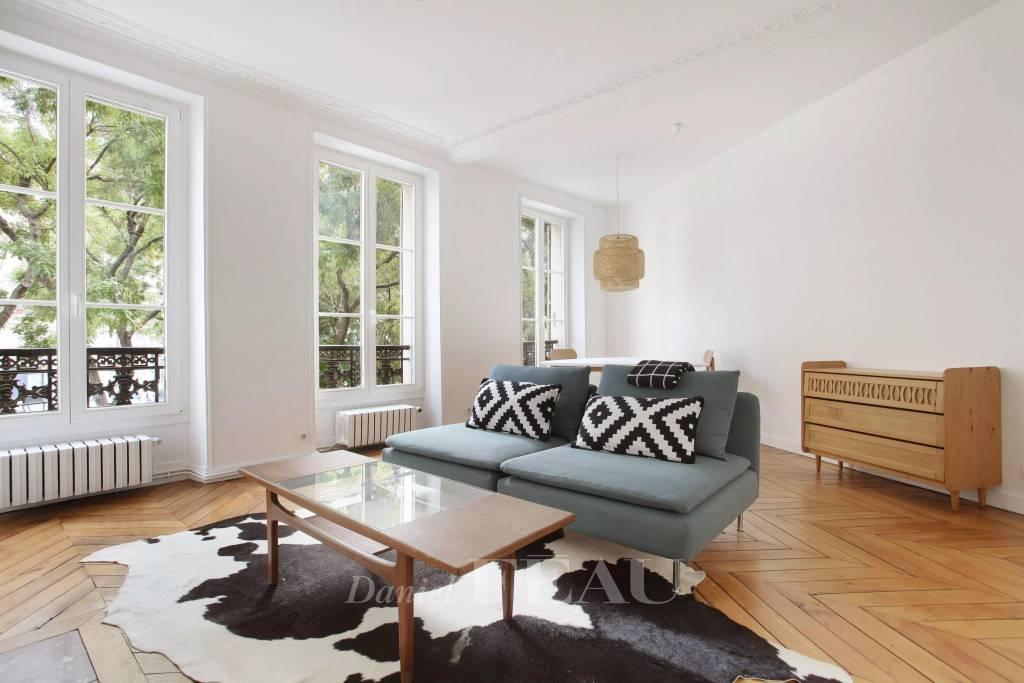 Paris IXe - Rue Condorcet - Rue Turgot