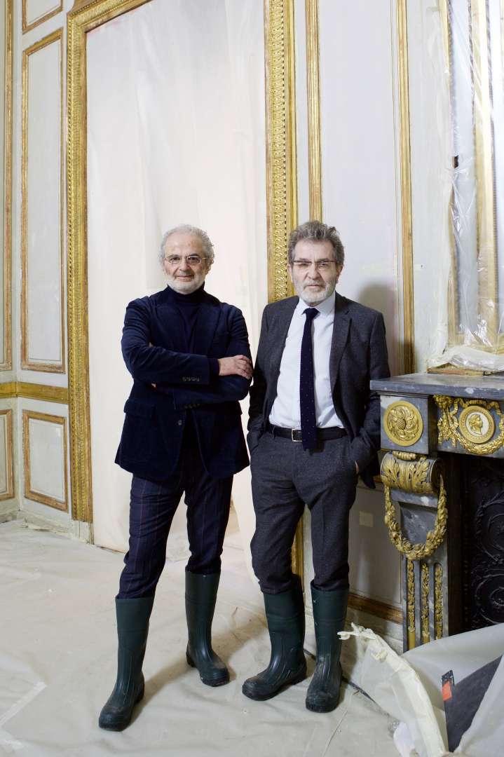 Joseph Achkar Michel Charrière Décorateurs Histoire
