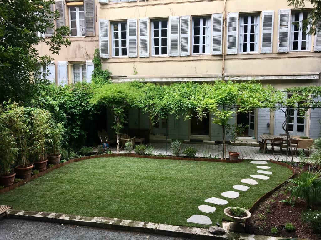 Aix en Provence - Appartement avec jardin
