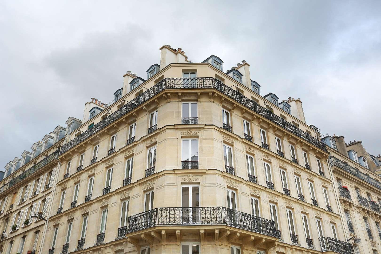 Façade de l'immeuble -  Cluny - La Sorbonne - Sectorisation Henri IV