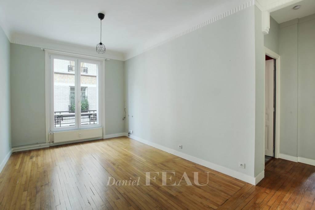Rental Apartment Paris 16th Muette