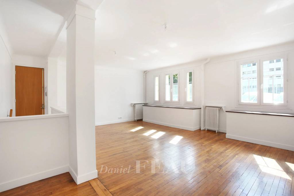 Rental Apartment Paris 16th Muette