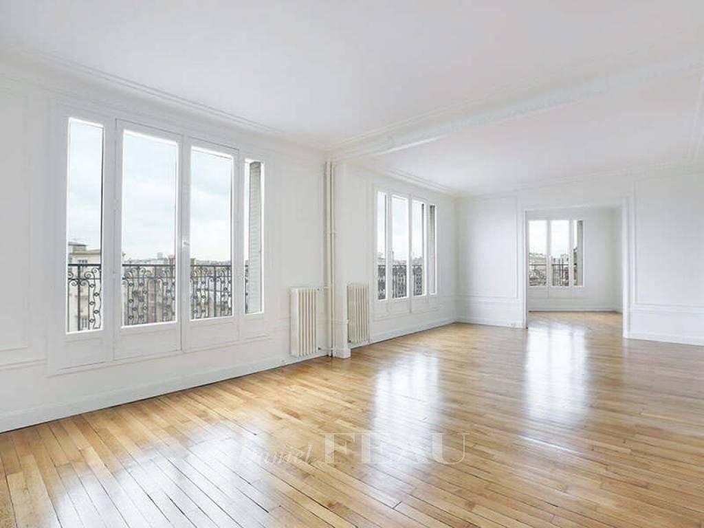 Paris XVIIe - Avenue Stéphane Mallarmé - Duplex