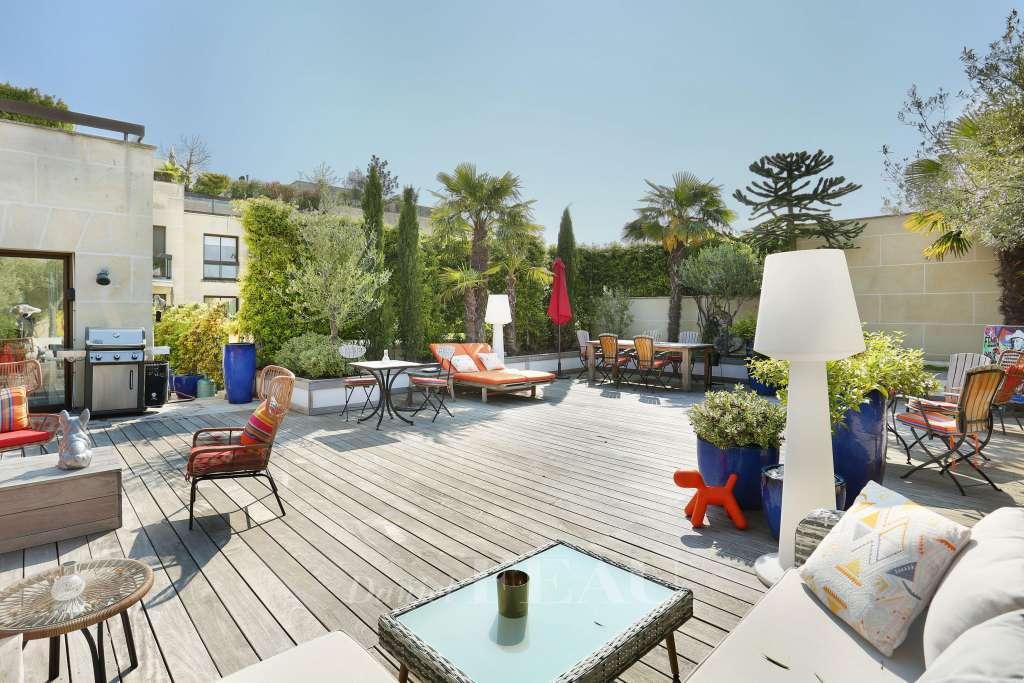 Superbe appartement ouvrant sur une terrasse de plain-pied