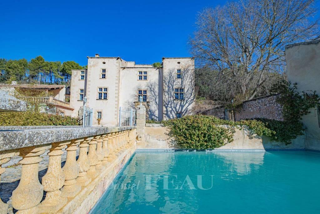Luberon - Château du XVIème