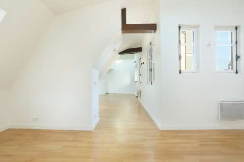 Hallway Wood floors