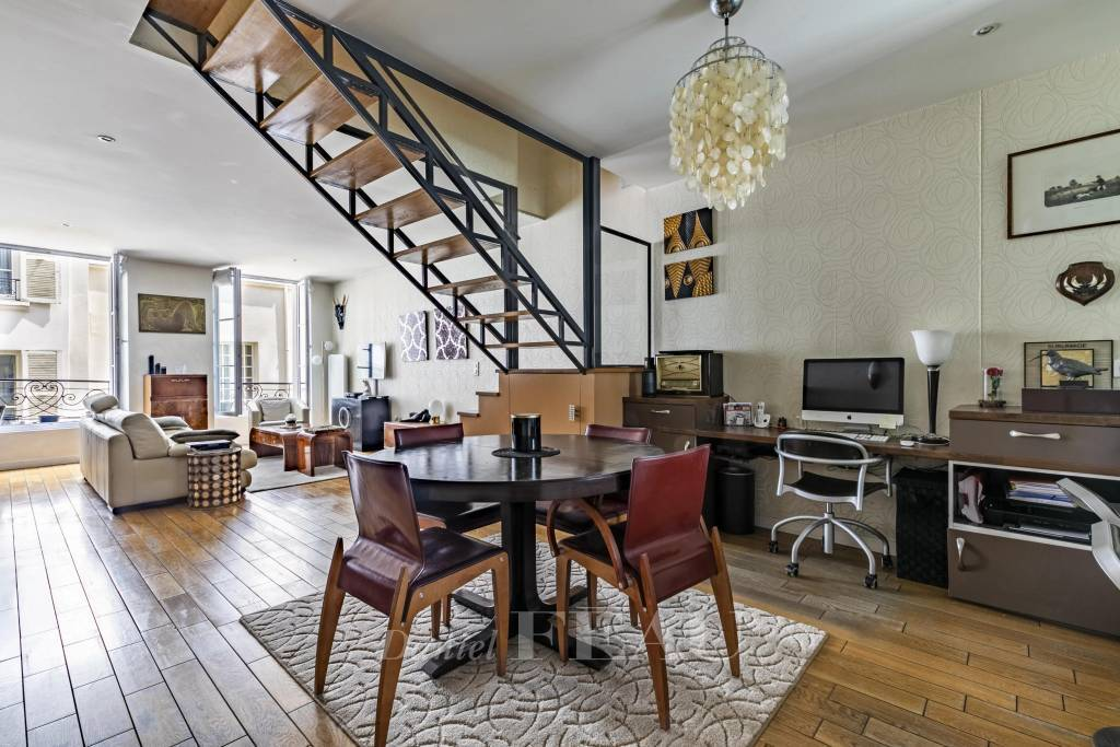 Paris 5th District – A 2/3 bed apartment in a prime location