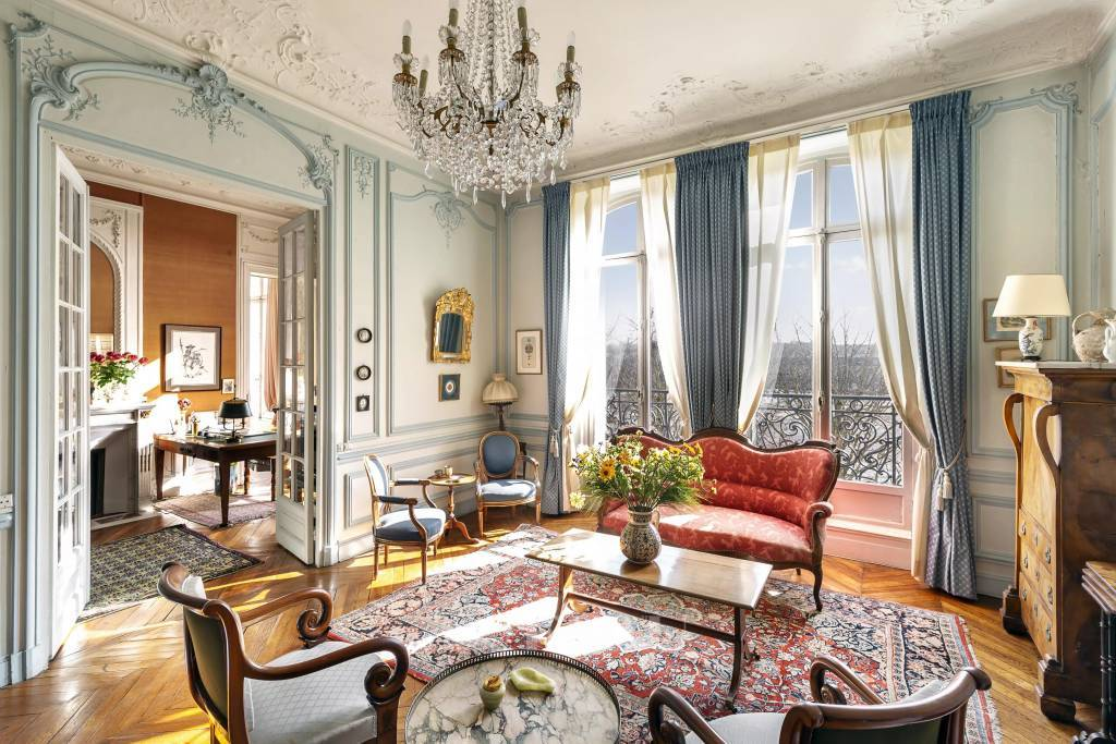 Versailles Château, Appartement de réception de 183 m² - 4 chambres