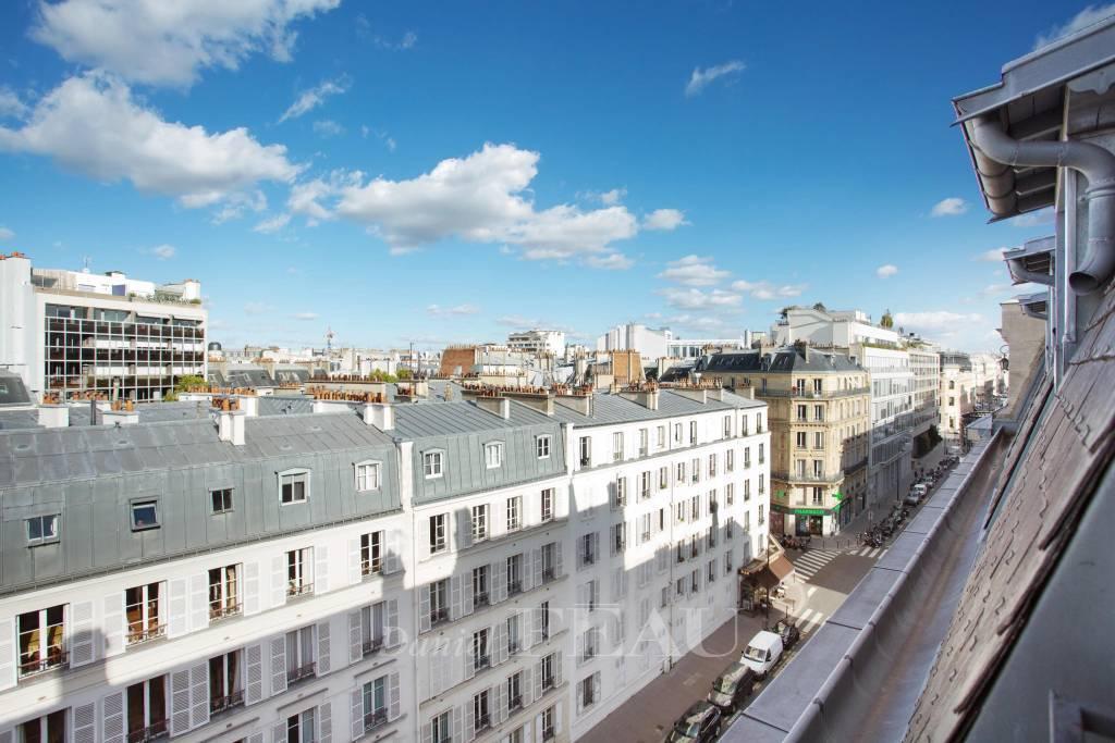 Paris XVIIe - Rue de Prony - Place Pereire