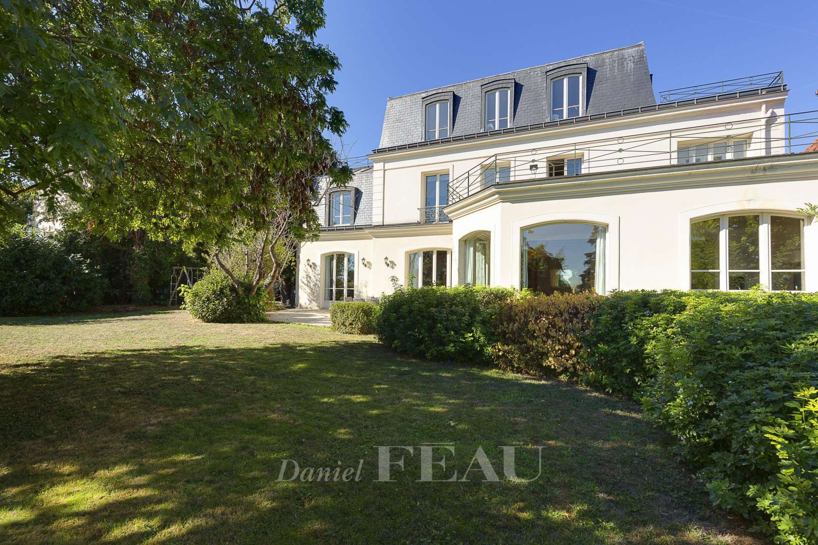 Vente Maison Saint-Cloud