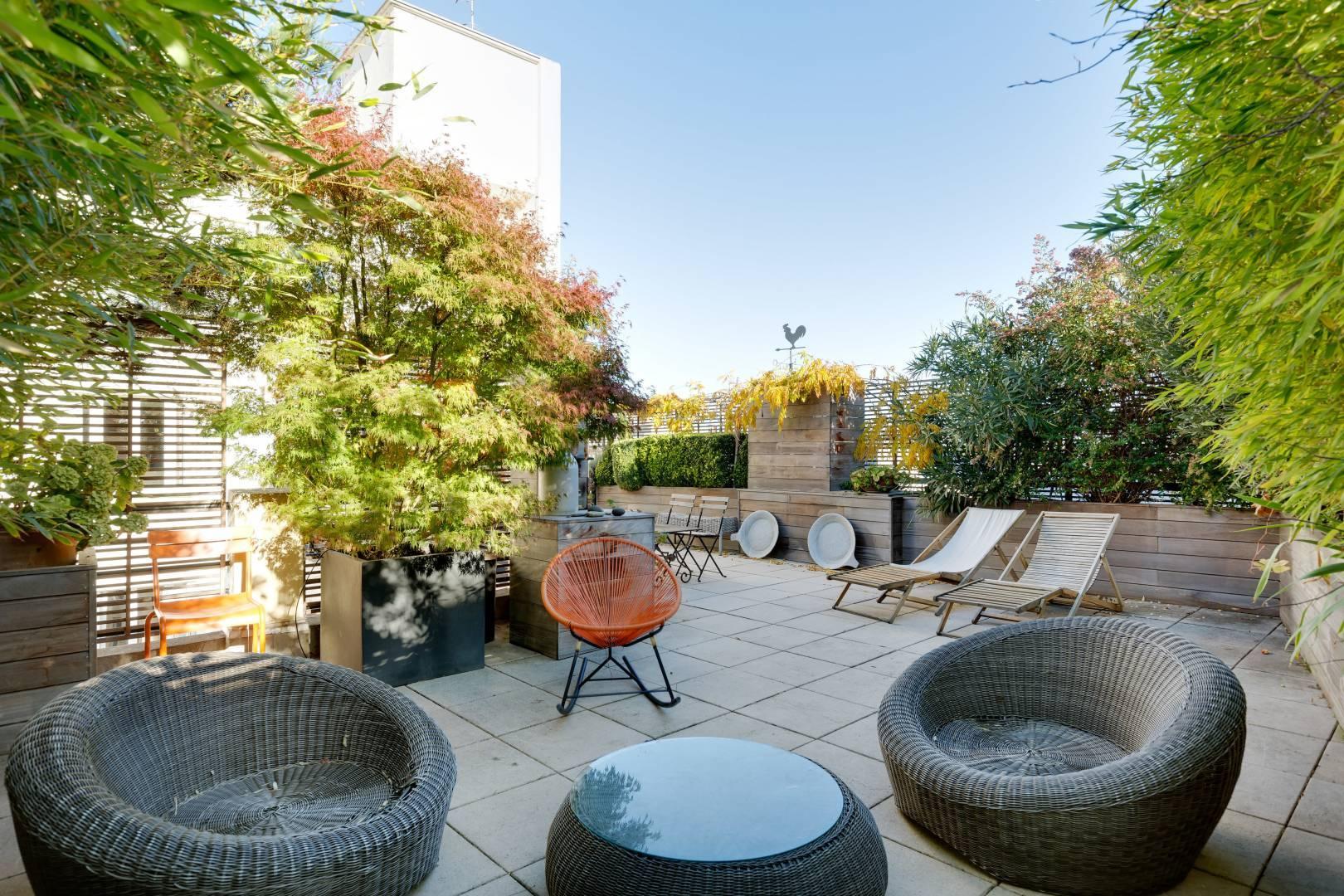 Immobilier - Premier semestre record pour les ventes d'appartements parisiens des beaux quartiers