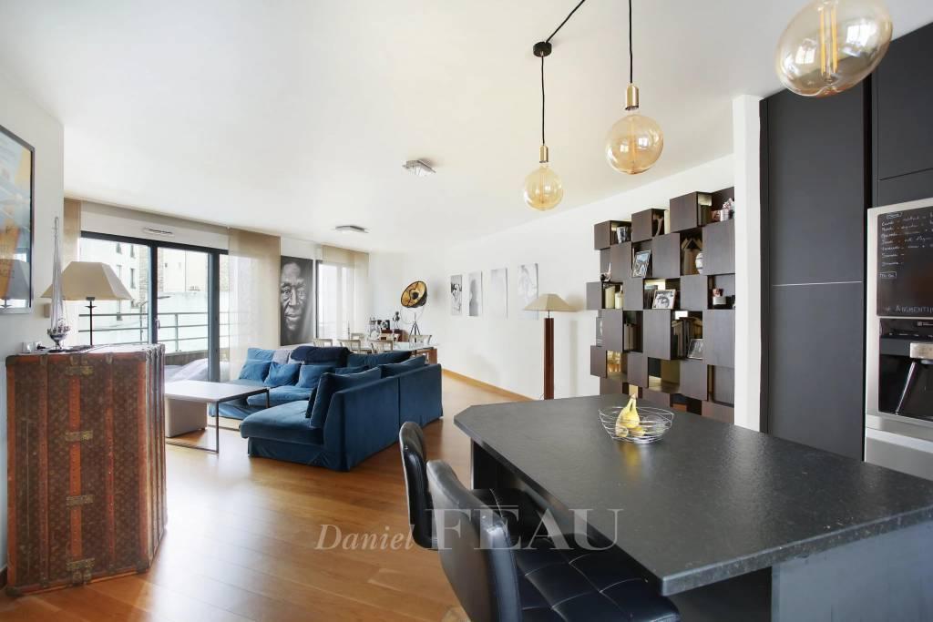 Sale Apartment Boulogne-Billancourt Parchamp–Albert Kahn