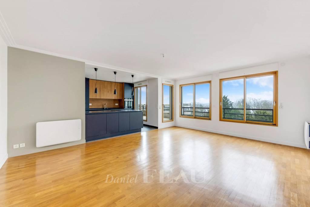 Saint-Cloud - Magenta - Appartement avec terrasse.