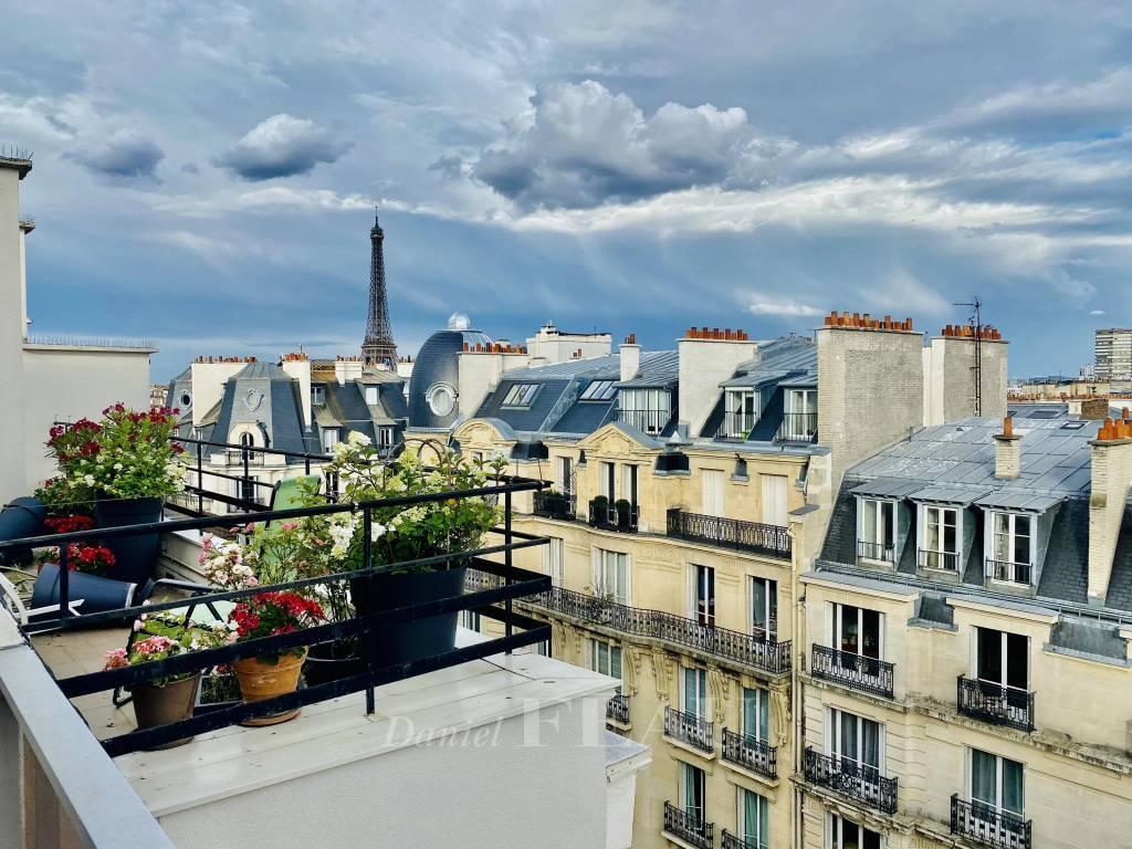 Paris XVIe - Passy.