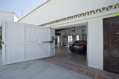 Garage Carrelage