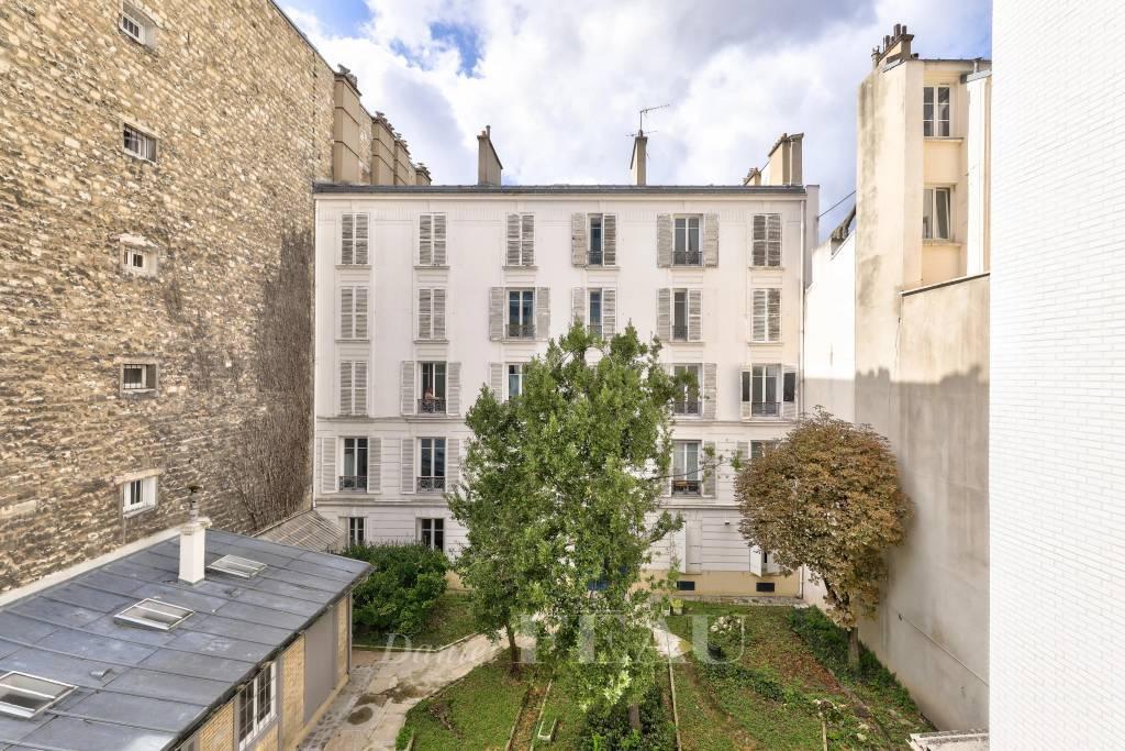 Paris XVe - Lecourbe - Studio au calme en parfait état