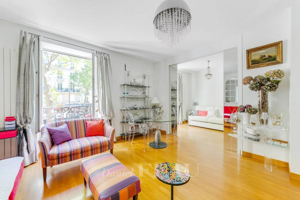 Paris 7th District – An ideal pied a terre in perfect condition