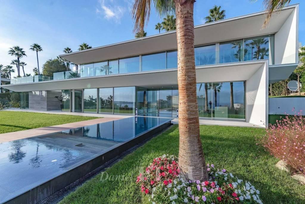 Cannes - Exceptionnelle propriété contemporaine
