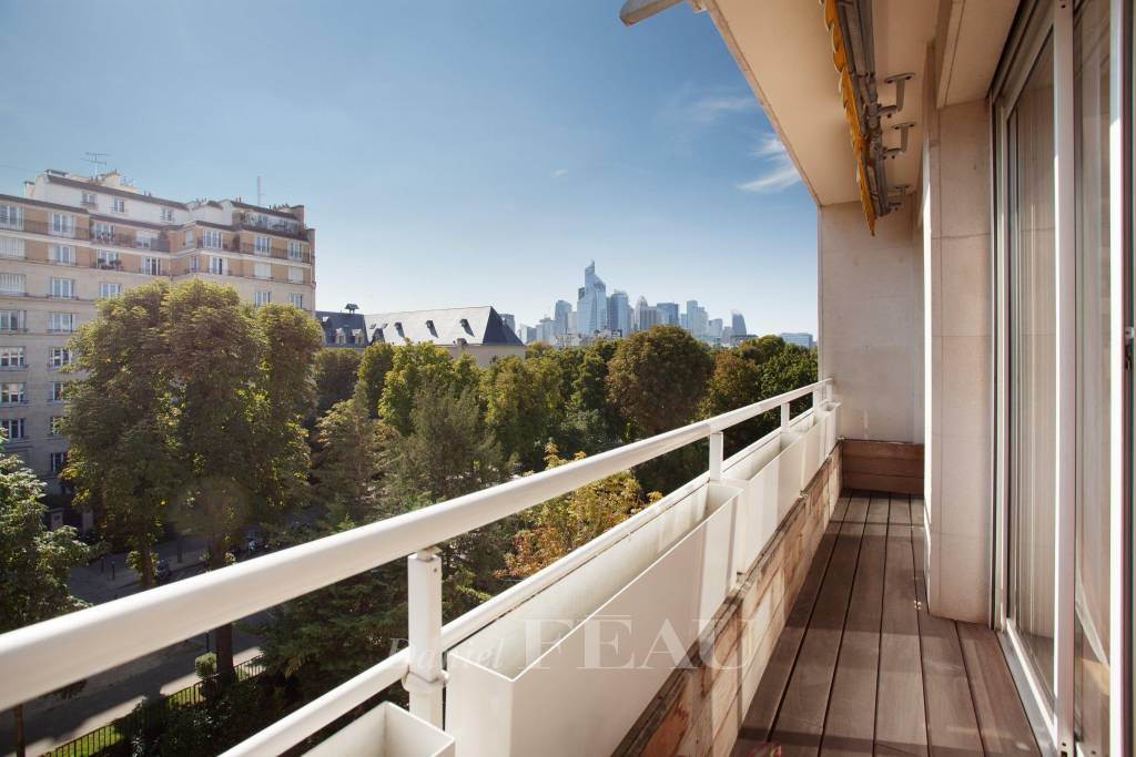 Neuilly - Argenson - Trois chambres