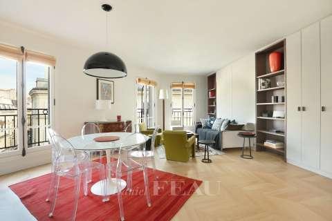 Rental Apartment Paris 6th