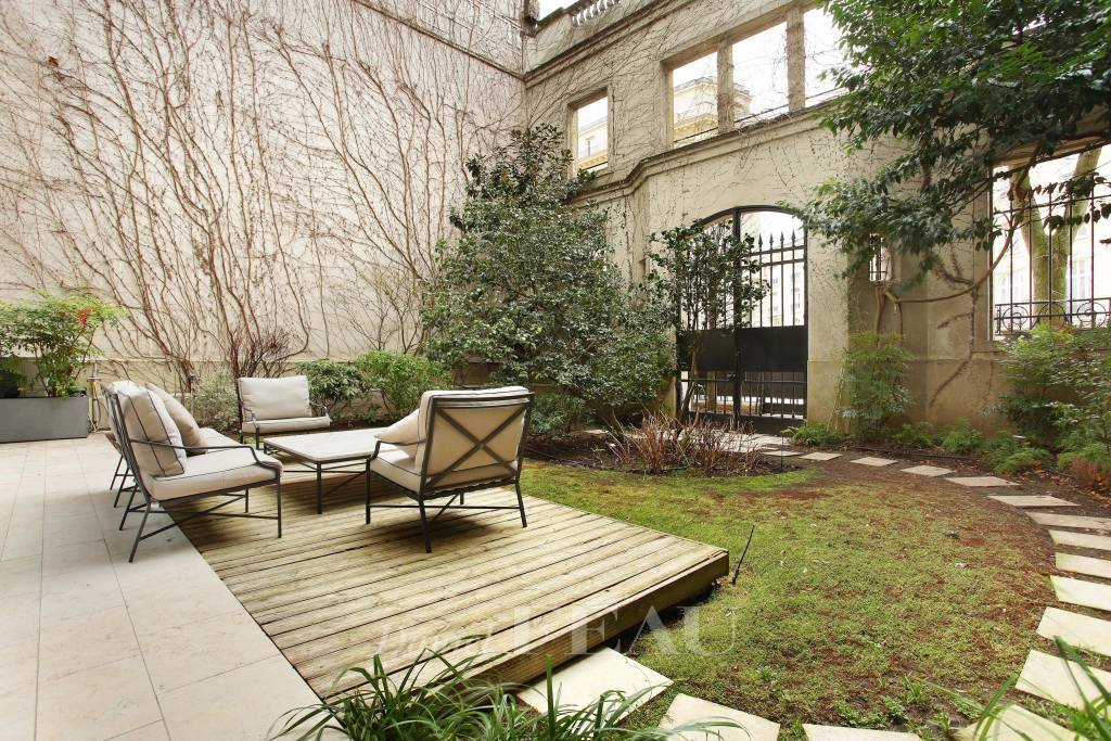 Rental Duplex Paris 16th Muette