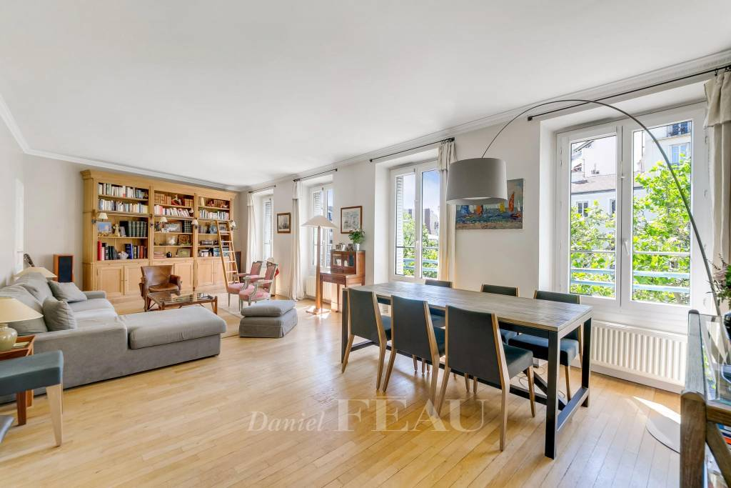 Boulogne - Victor Hugo - Dupanloup - Appartement familial.