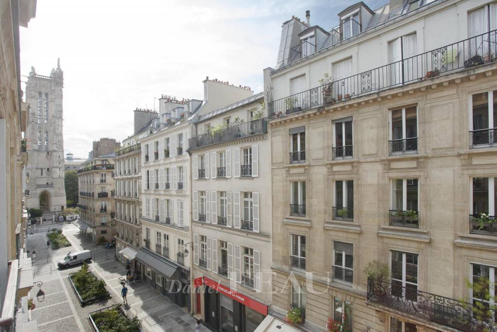 Paris IVe -  RUE SAINT MARTIN