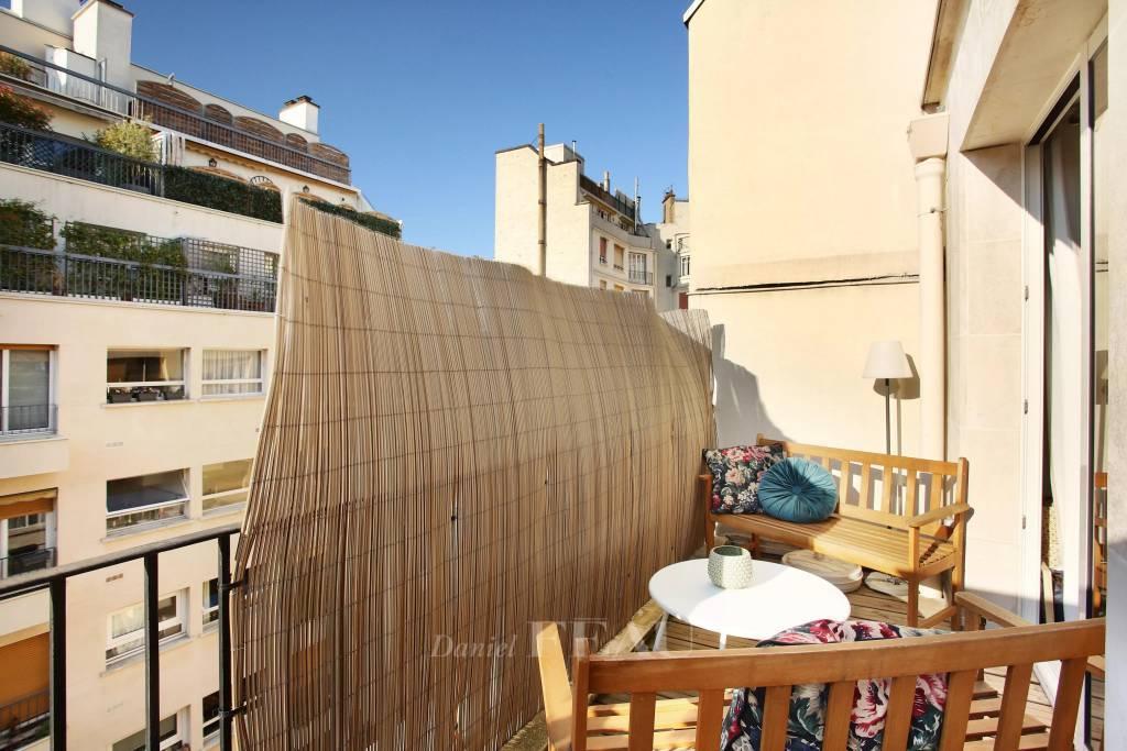 Paris XVIIe - Villa Laugier.