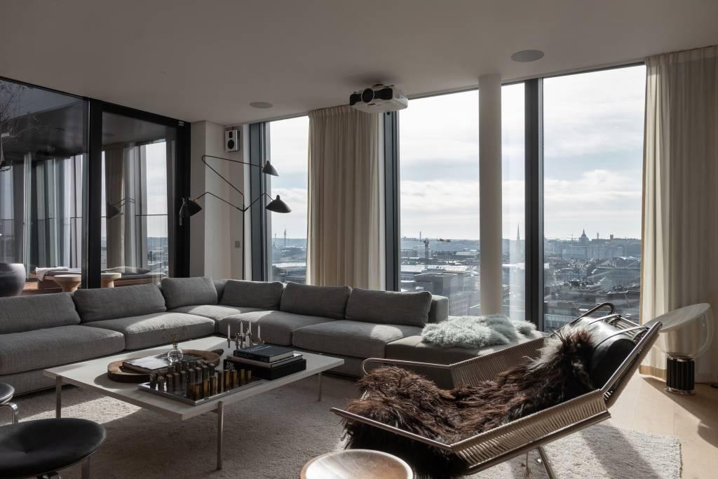 Penthouse in Stockholm - Sweden