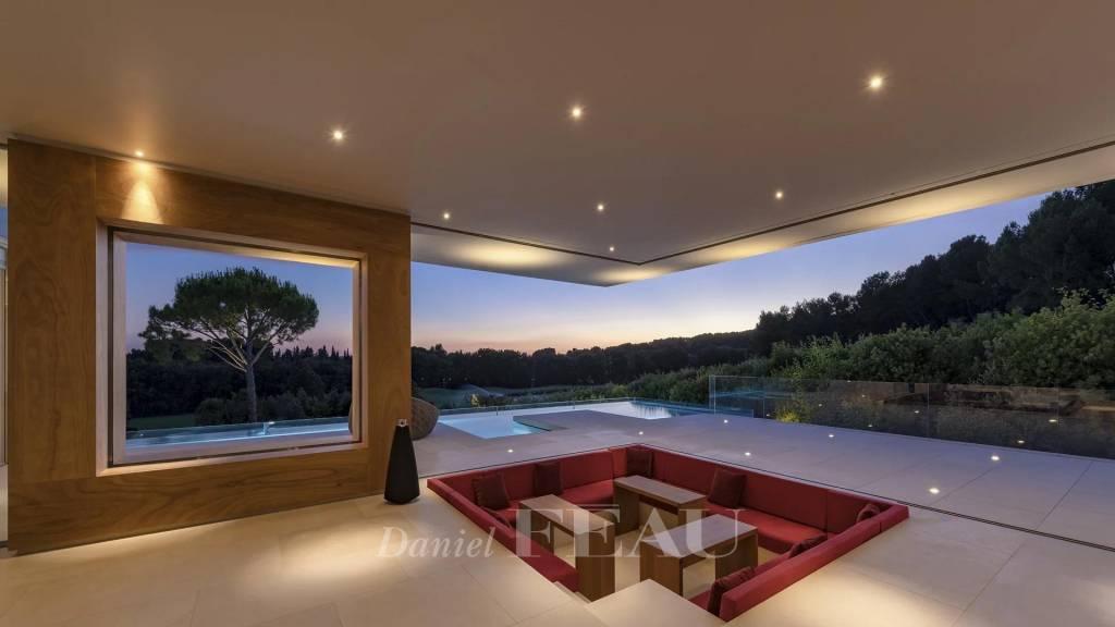 Aix en Provence - Maison d'architecte