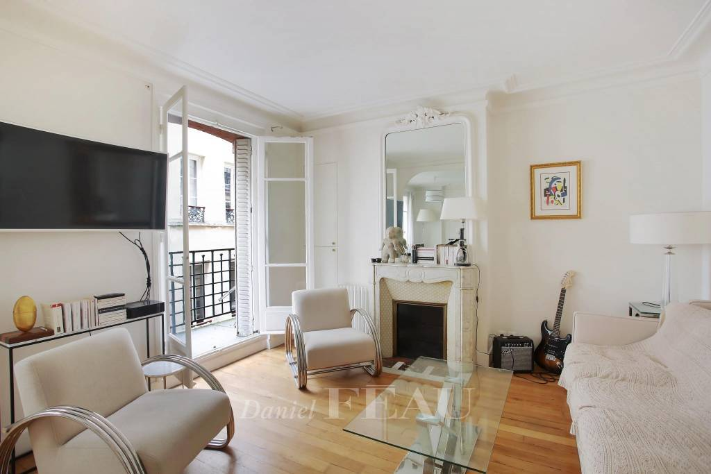 Paris 5th District – An ideal pied a terre in a prime location
