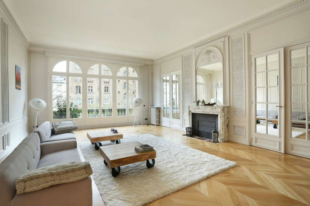 Paris 16th District – A particularly elegant apartment