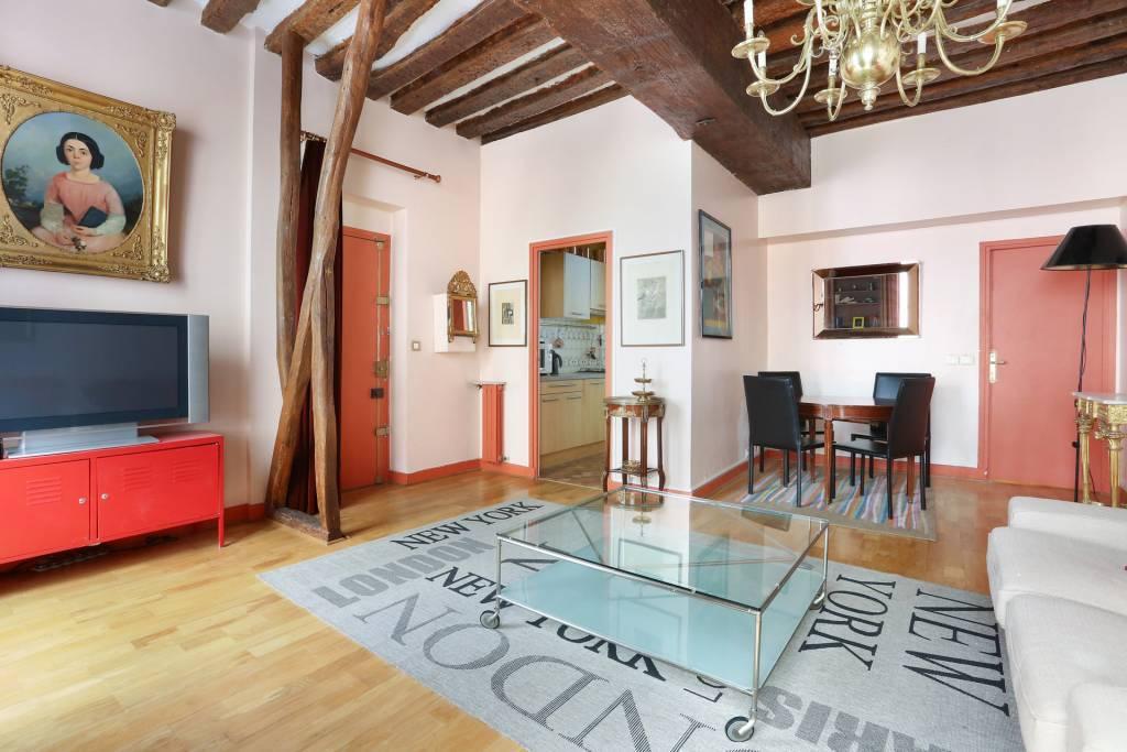 Salon Parquet Lustre