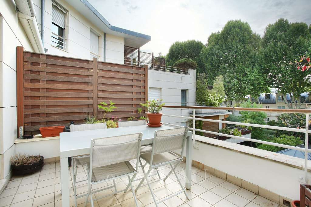 Neuilly-sur-Seine – A 2-bed apartment with a terrace