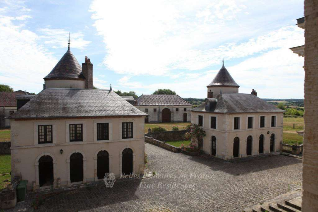 Auxerre – A magnificent 430-hectare estate