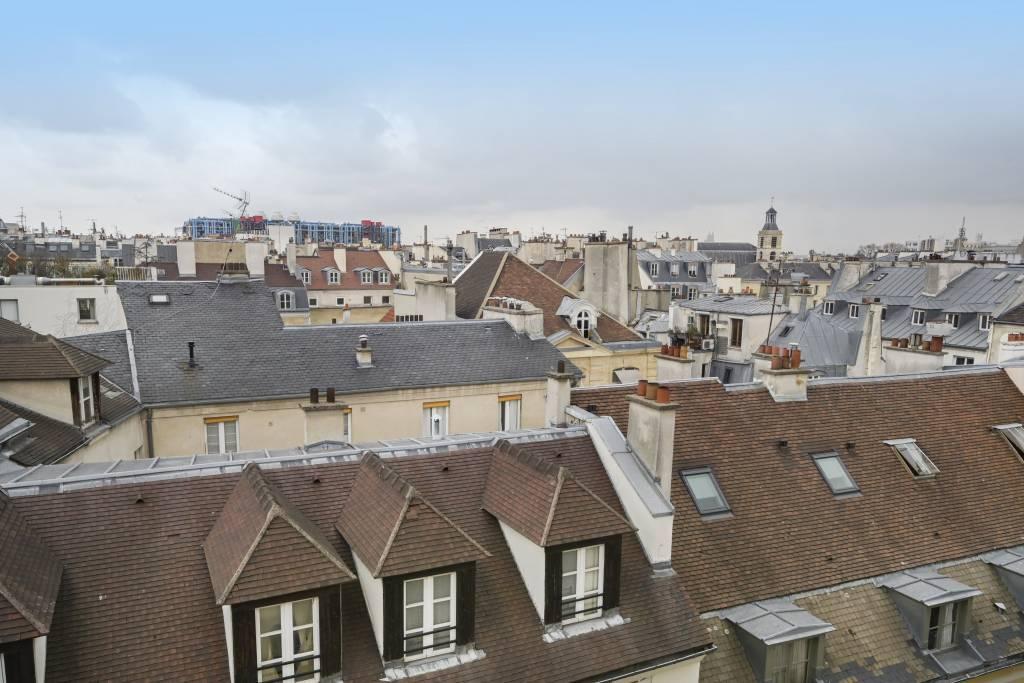Paris IVe - rue des Ecouffes