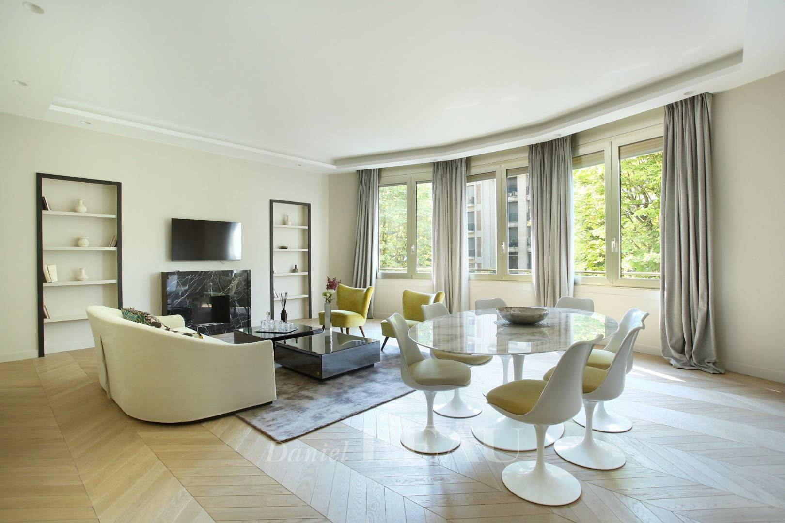 Rental Apartment Paris 8th