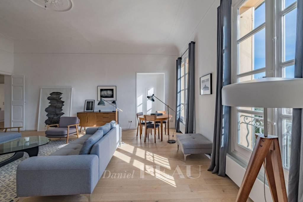Aix en Provence – An apartment in an 18th century private mansion