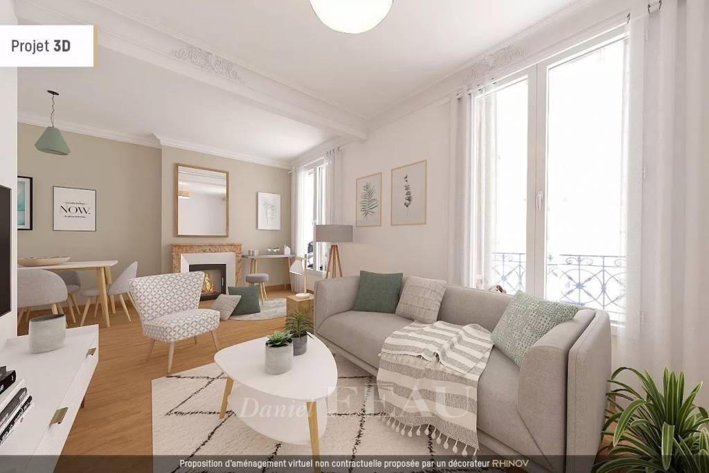 Paris XVe - Calme absolu, Commerce - Felix Faure