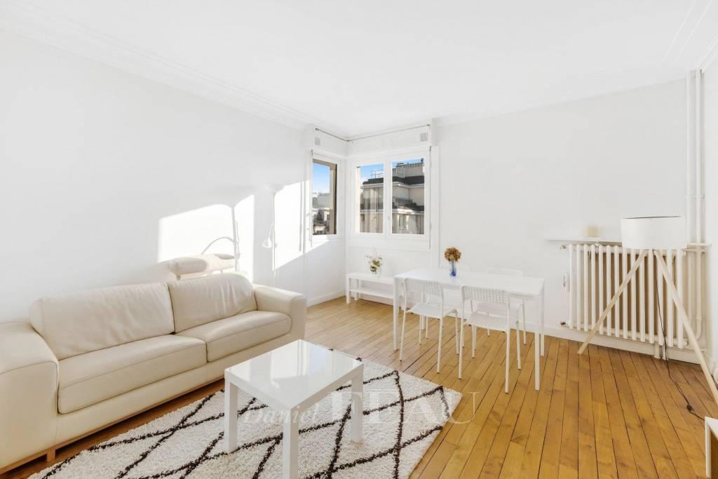 Rental Apartment Boulogne-Billancourt Prince–Marmottan